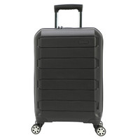 SWIZA 瑞莎 百年瑞士刀行李箱商务静音密码箱万向轮旅行箱男大容量TSA密码锁拉杆箱 洛桑系列 黑色 22英寸