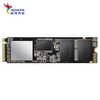 ADATA 威刚 XPG 威龙 SX8200 Pro M.2 NVMe 固态硬盘 1T