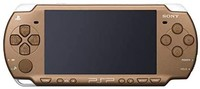 Sony Playstation Portable (PSP) 2000 Series Handheld Gaming Console System (Renewed) (Bronze)