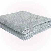 一默 乳胶发热床褥 150cm*200cm 灰色