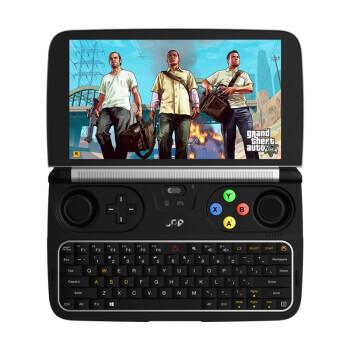 GPD win系列 win2 笔记本电脑 (黑色、酷睿M-8100Y、8GB、256GB SSD、核显)