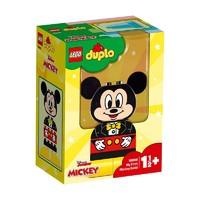 LEGO 乐高 得宝系列 10898 我的拼搭米奇