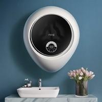 有颜值更有惊喜!小吉GI-MZB PRO智能壁挂滚筒洗衣机