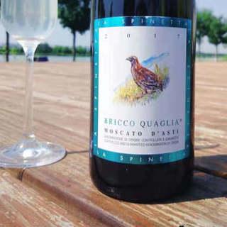 小鸟葡萄酒 犀牛庄诗培纳Moscato Asti莫斯卡托低醇甜白葡萄酒 【莫斯卡托】小鸟 单瓶