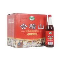 会稽山 绍兴黄酒 简加饭500ml*12瓶整箱半干型加饭酒烧菜料酒自饮