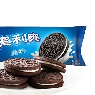 OREO 奥利奥 原味夹心饼干 58g*4包