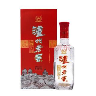 LUZHOULAOJIAO 泸州老窖 精品头曲 52度 浓香型白酒 500ml*2瓶
