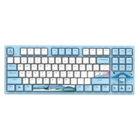 Dareu 达尔优 A87 归燕主题 机械键盘 87键 青轴