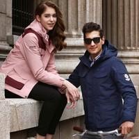 有品米粉节 : PELLIOT 伯希和 商务工装防水透气保暖冲锋衣(情侣款)