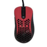游狼 SK-L 轻量化 游戏鼠标 G-WOLVES 原相3360 红黑渐变 SK-L原相3360 ACE版 侧面镂空 65g