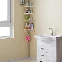 家时光 卫浴置物架  白色