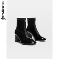 Stradivarius 音符 12936041040 女士高跟短靴