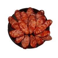 广式香肠腊肠风干肠腊肠  咸味 1斤装
