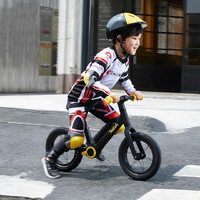 有品米粉节 : 700Kids 柒小佰 儿童场地竞技滑步车 12寸 充气胎