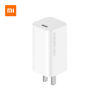 MI 小米 GaN氮化镓 充电器 Type-C 65W