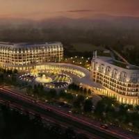 北戴河国际酒店(原华贸国际酒店公馆) 温馨大床套房2晚 可拆分