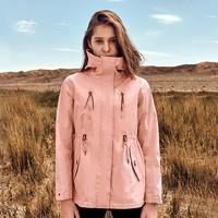 PELLIOT 伯希和 12940122 女士防风防雨单层冲锋衣