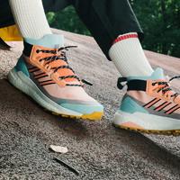阿迪达斯adidas TERREX FREE HIKER GTX DOE男子登山徒步鞋EG8675