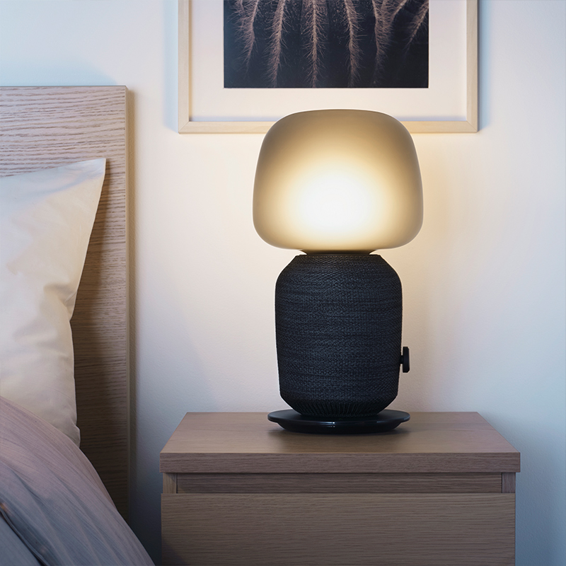 IKEA 宜家 SYMFONISK希姆弗斯 台灯无线音箱