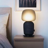 IKEA 宜家 SYMFONISK 希姆弗斯 台灯无线音箱