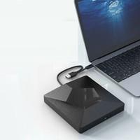 ORICO 奥睿科 XDO07-BK-BP USB3.0外置移动DVD光驱 黑色