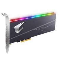 GIGABYTE 技嘉 AORUS RGB AIC NVMe 固态硬盘 512GB