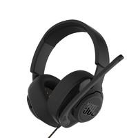 JBL QUANTUM300 头戴式游戏耳机