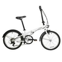 DECATHLON 迪卡侬 折叠变速自行车 20寸