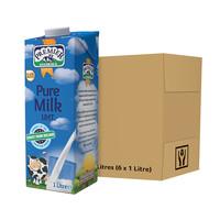PREMIER 爱尔优 全脂牛奶 1L*6盒