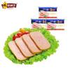 林家铺子 猪肉午餐肉罐头 200g*3罐/箱