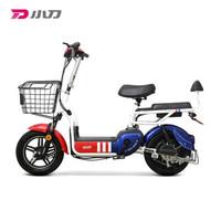 XDAO 小刀电动车 锦云 3C新国标 48V TDT1823Z 电动车