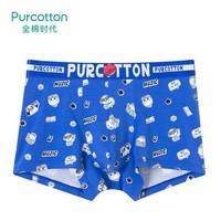 Purcotton 全棉时代 同道大叔星座IP款 男士卡通印花时尚内裤