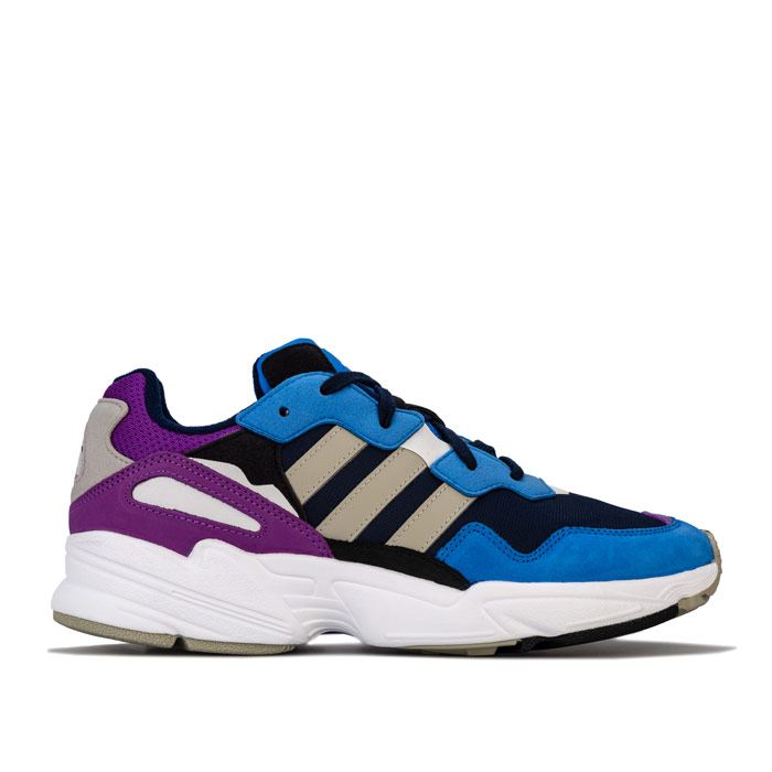 adidas Originals Mens Yung-96 Trainers男士跑步鞋