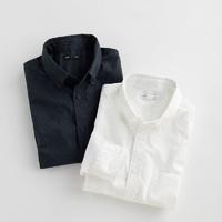 lativ 诚衣 柔棉长袖衬衫