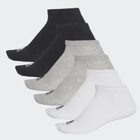 adidas 阿迪达斯 Per no-sh T 6pp AA2310 男/女款训练运动袜 6双装