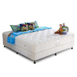 金可儿 迪思尼玩具乐园酒店 床垫 适中 弹簧床垫乐园款