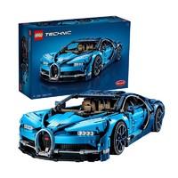 LEGO 乐高 2018 Technic 科技系列 超旗舰 42083 布加迪奇龙