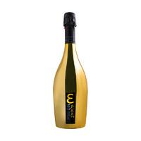 EPSILON 爱思伦 金色甜蜜白起泡酒 750ml 6.5%vol.