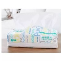 PurCotton 全棉时代 居家棉柔巾 6包 *3件 +凑单品