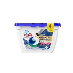 宝洁(Procter&Gamble) 日本原装 3D洗衣凝珠球深层洁净18颗0.356KG *4件