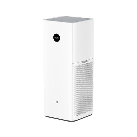 小米(MI)米家空气净化器MAX 增强版 办公家用静音智能除甲醛除雾霾过敏PM2.5 装修屏幕显示 小米空气净化器