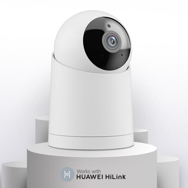 HUAWEI 华为 小豚当家AI全彩摄像头