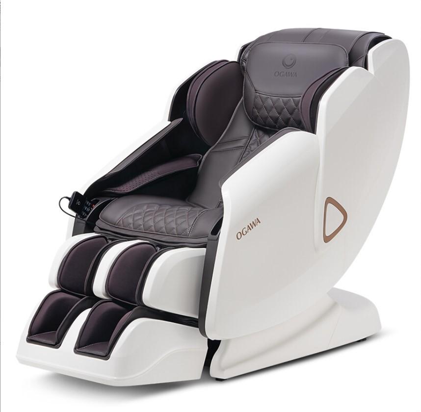 OGAWA 奥佳华 OG-7208 电动按摩椅 可可棕