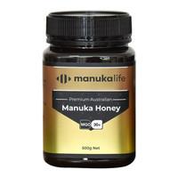 银联专享:ManukaLife 麦卢卡蜂蜜 30+MGO 500gm