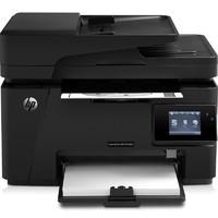 HP 惠普 LaserJet Pro MFP M128fw 黑白激光一体机 +凑单品