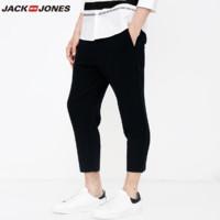 Jack Jones 杰克琼斯 218314544 休闲九分裤