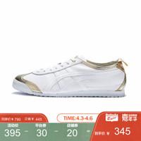 Onitsuka Tiger/鬼塚虎运动休闲鞋 男女 MEXICO 66 1183A033-200 白色/金色 43.5
