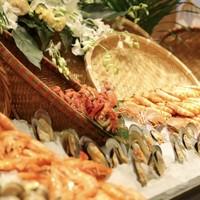 周末、节假日专享!!苏州香格里拉大酒店自助晚餐