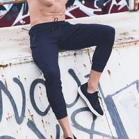 Giavnvay 男子运动长裤 +凑单品