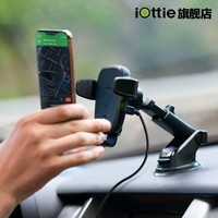iOttie 汽车载手机导航智能自动感应仪表盘无线充电支架吸盘式
